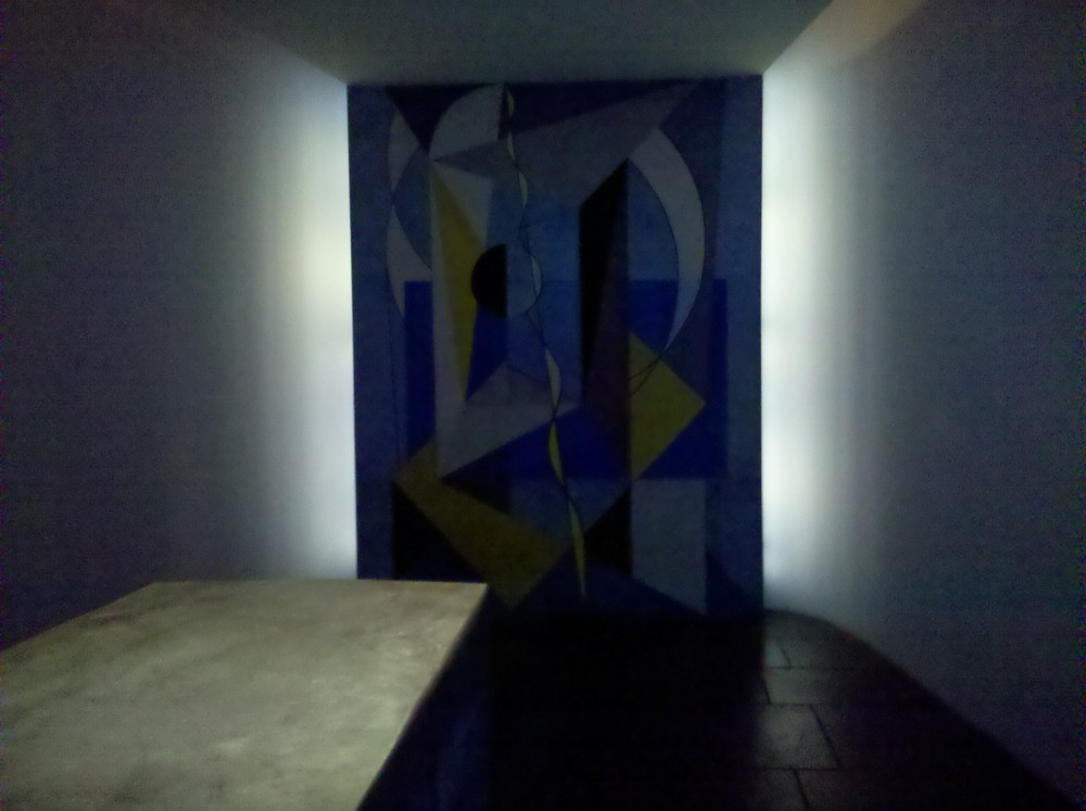 United Nations Meditation Room (3/4)