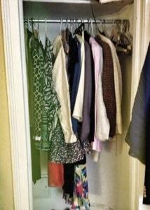 my clean closet