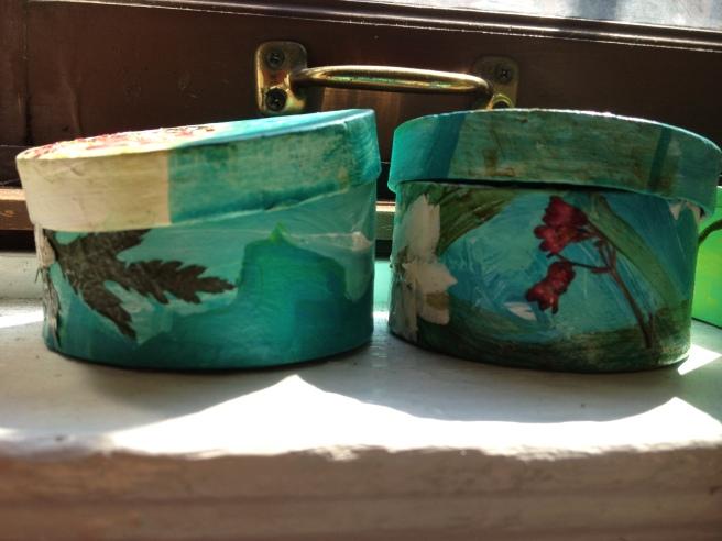 my little treasure boxes