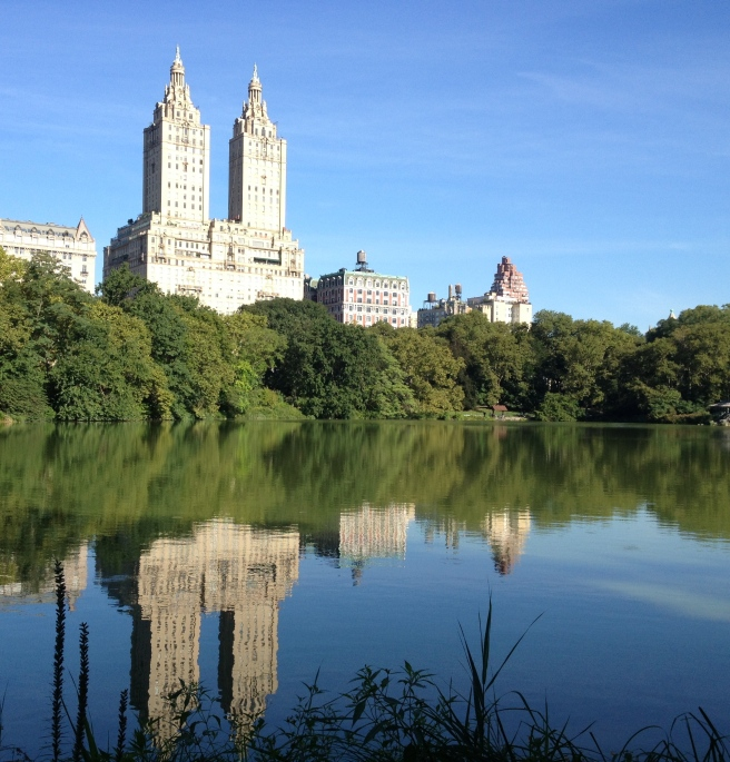Sure, there's no place prettier than Central Park in NYC, but you have to leave to remember this.