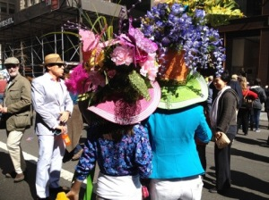 This was from the Easter Parade a few years ago. How fun is this New York City tradition! Happy Easter!
