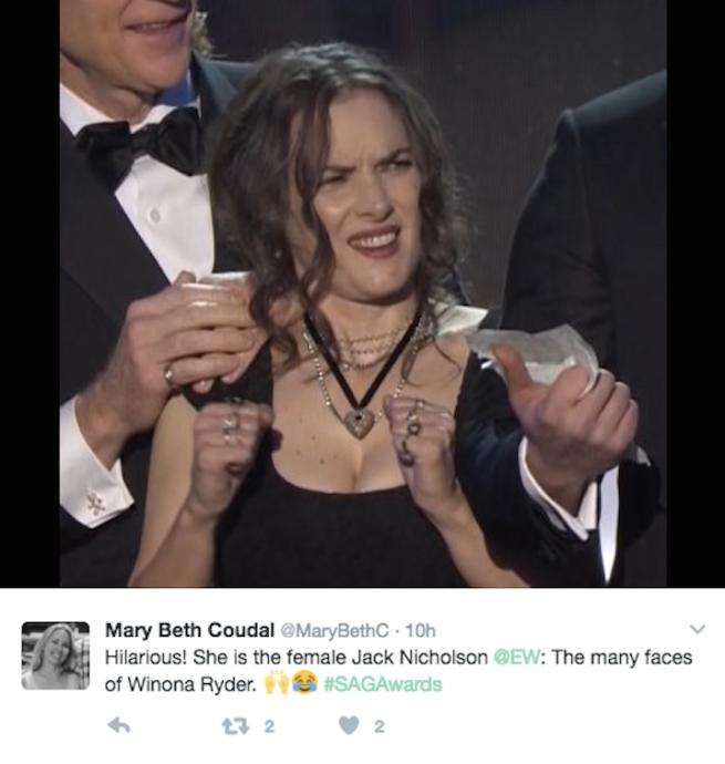 Winona-Ryder-SAG-award-2
